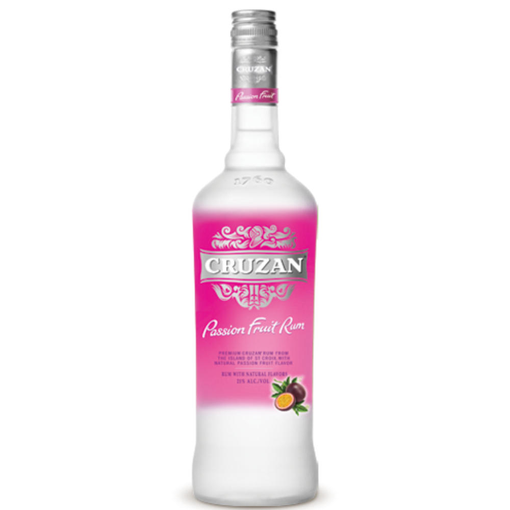 Cruzan Passion Fruit Rum 1L