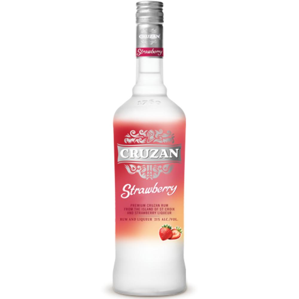 Cruzan Strawberry Rum 1L