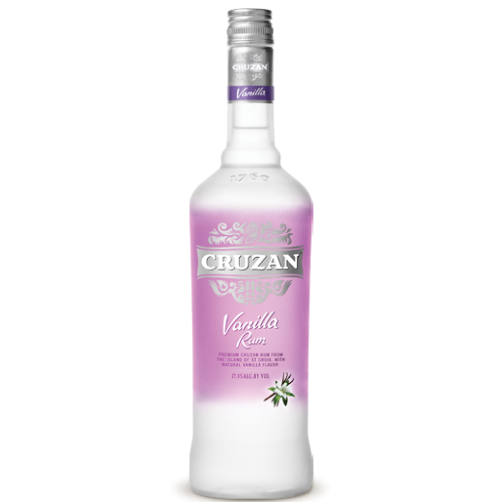 Cruzan Vanilla Rum 1L