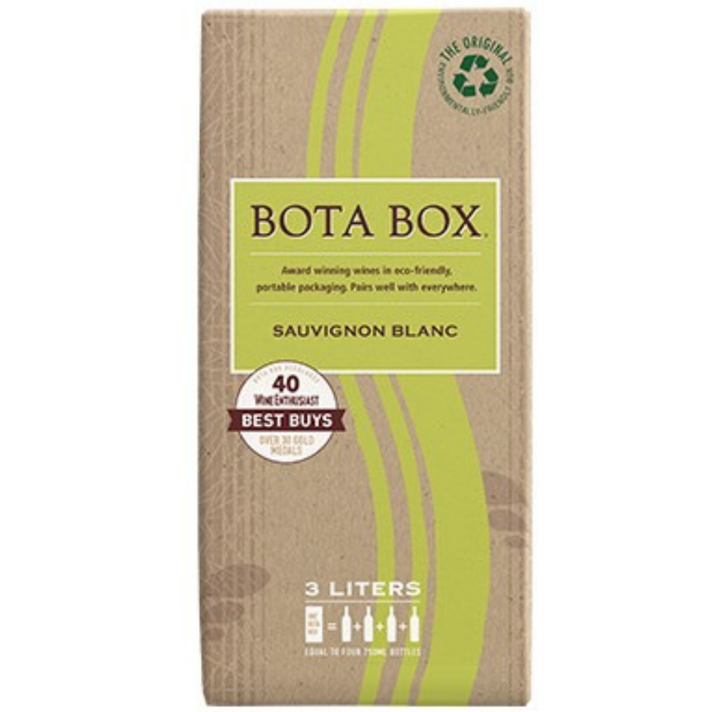 Bota Box Sauvignon Blanc Box Wine 3L