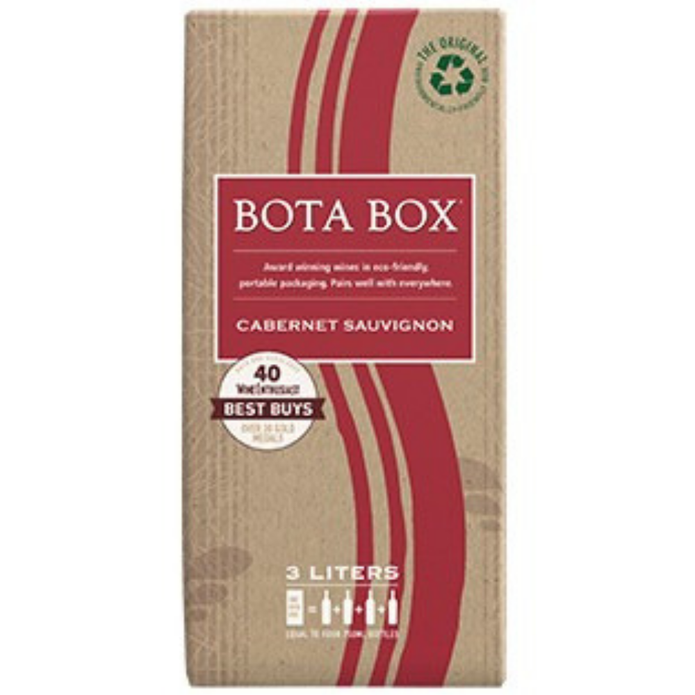 Bota Box Cabernet Sauvignon Box Wine 3L