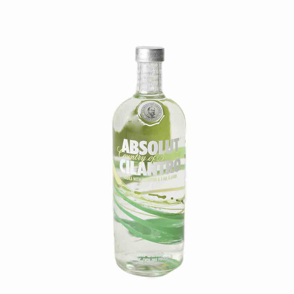 Absolut Vodka Cilantro 1L