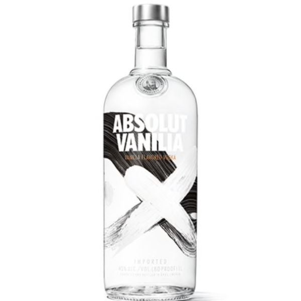 Absolut Vodka Vanilla 1L