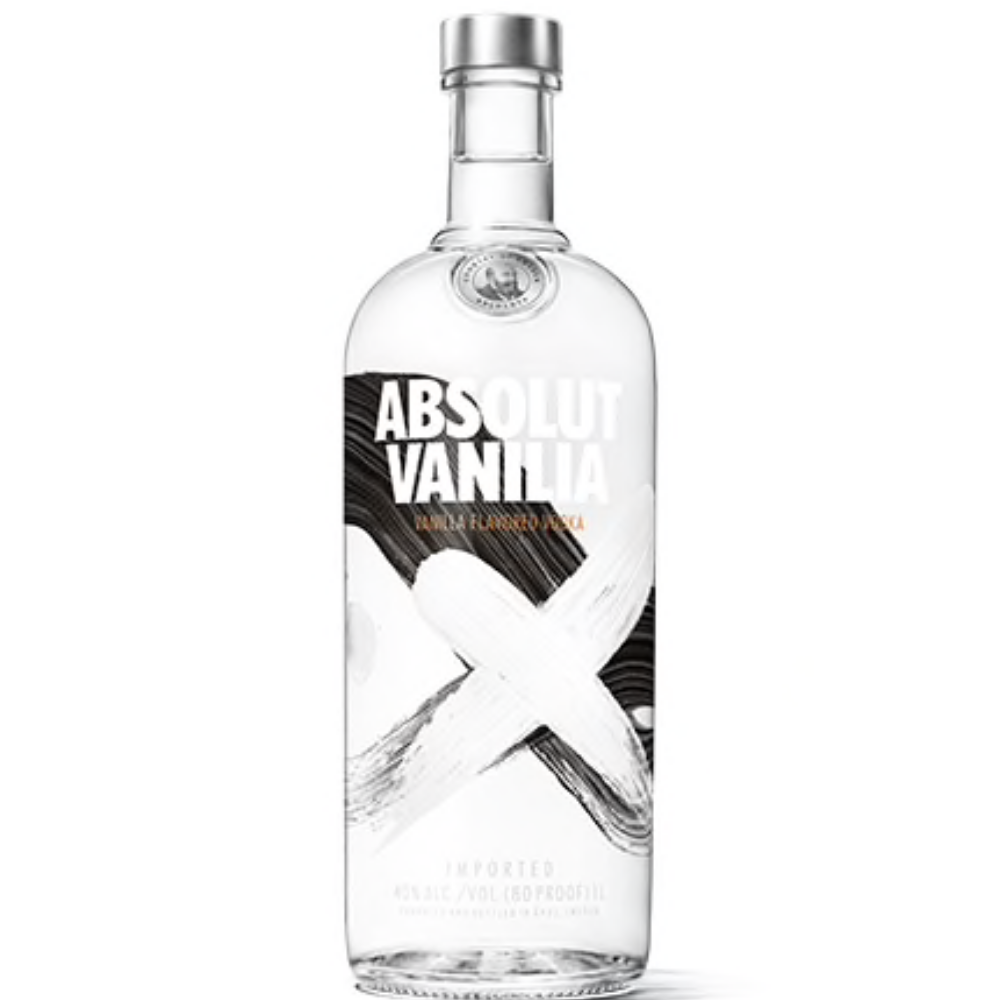Absolut Vodka Vanilla 1L