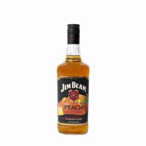 Jim Beam Peach Bourbon 1L