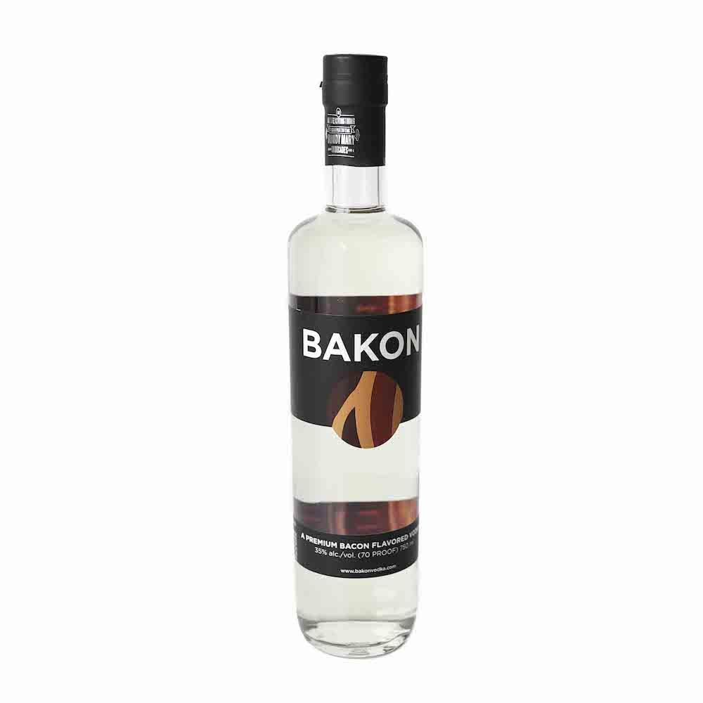 Bakon Premium Bacon Vodka 750ml