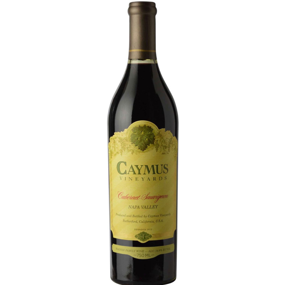 Caymus Napa Valley Cabernet 2017 750ML