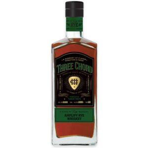 Three Chord Amplify Rye Whiskey 750ml