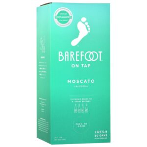 Barefoot On Tap Moscato Box 3L