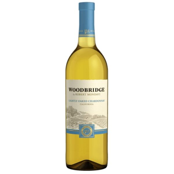Woodbridge Lightly Oaked Chardonnay 750ml
