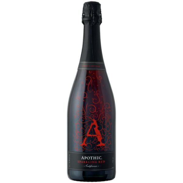 Apothic Limited Release Sparkling Red 750ml