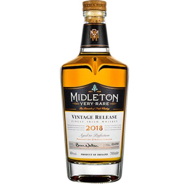 Midleton Very Rare 2018 Vintage Irish Whiskey 750ml