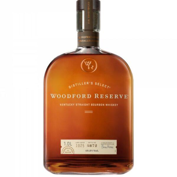 Woodford Reserve Single Barrel Bourbon Store Pick 1L