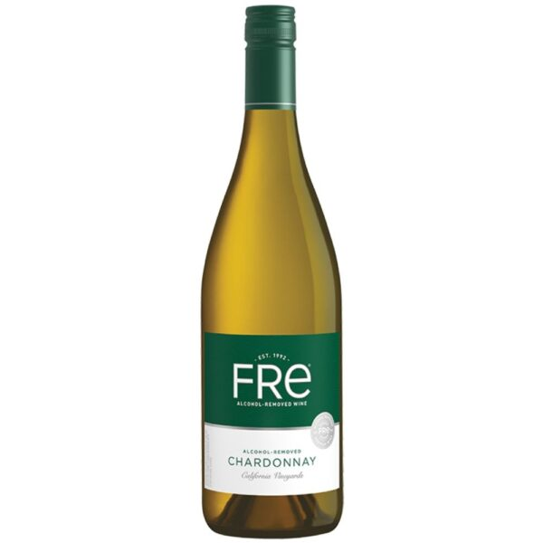Sutter Home Fre Alcohol Removed Chardonnay 750mL