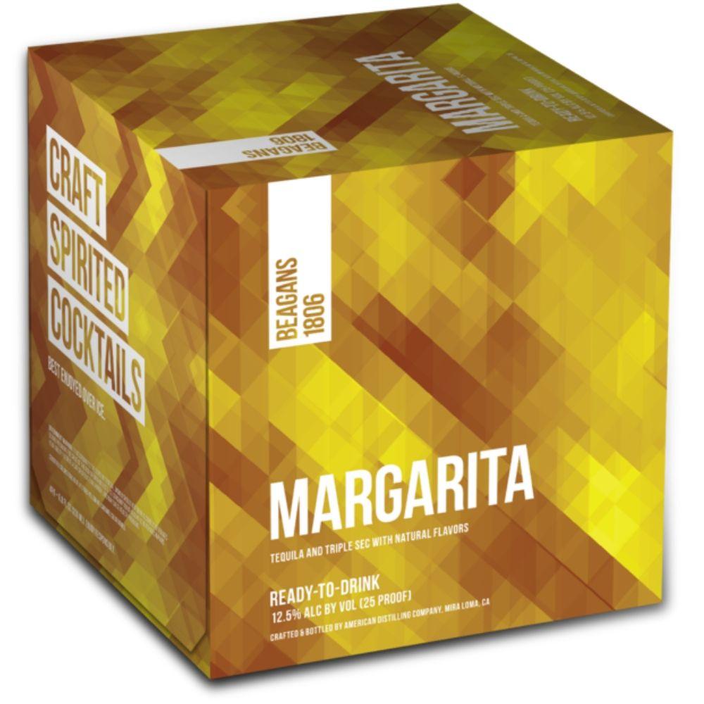 Beagans 1806 Margarita Cocktail 4 Pack