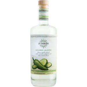 21 Seeds Tequila Cucumber Jalapeño 750ml