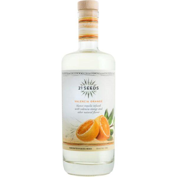 21 Seeds Tequila Valencia Orange 750ml