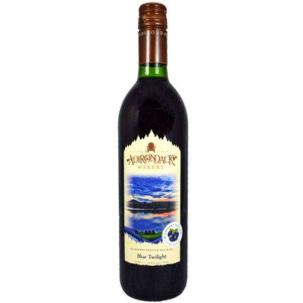 Adirondack Winery Blue Twilight Blueberry Infused Wine 750mL