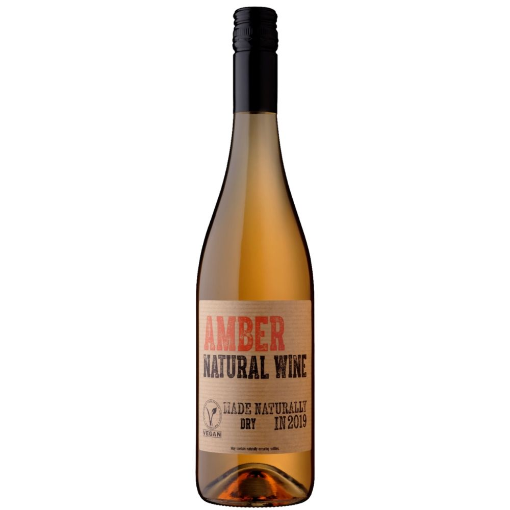 Amber Natural Wine 2019 750mL