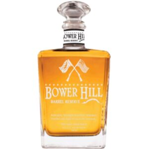 Bower Hill Barrel Reserve Kentucky Straight Bourbon Whiskey 750mL