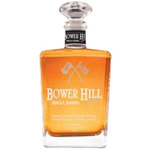 Bower Hill Single Barrel Kentucky Straight Bourbon Whiskey 750mL