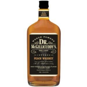 Dr. McGillicuddy's Intense Peach Whiskey 1L