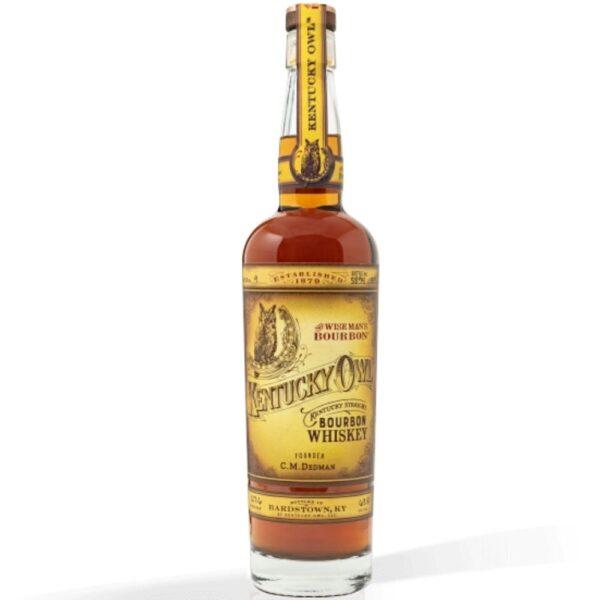 Kentucky Owl Batch #9 Kentucky Straight Bourbon Whiskey 750mL