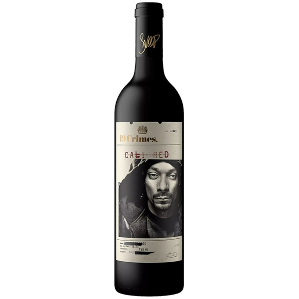 19 Crimes Snoop Dogg Cali Red 2019 750mL