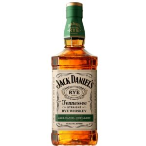 Jack Daniels Tennessee Straight Rye Whiskey 1L