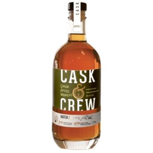 Cask & Crew Ginger Spice Whiskey 750mL