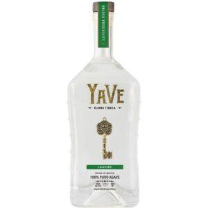 Yave Tequila Blanco Jalapeño 750mL