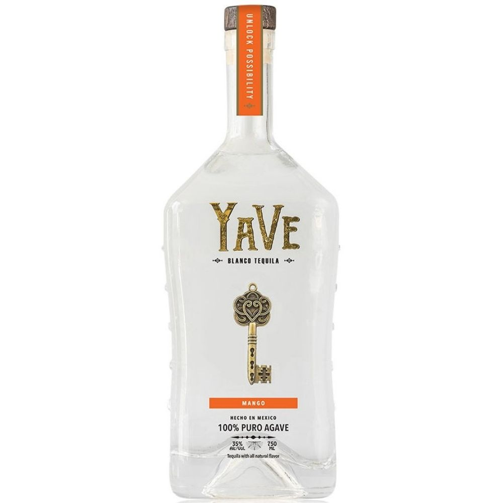 Yave Tequila Blanco Mango 750mL