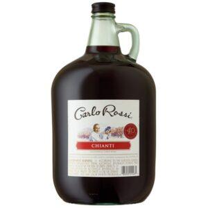 Carlo Rossi Chianti Wine Jug 4L