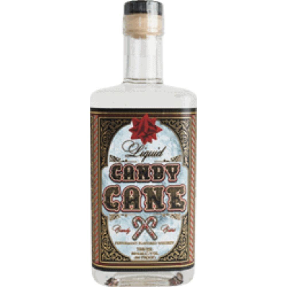 Lock 1 Distilling Co Liquid Candy Cane Whiskey 750mL