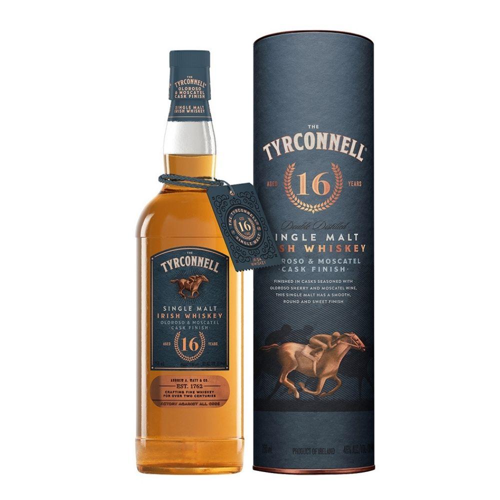 Tyrconnell 16 Year Single Malt Irish Whiskey Oloroso & Moscatel Cask Finish 750ml