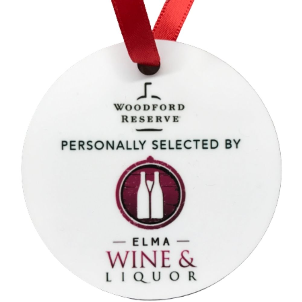 Woodford Reserve Elma Wine & Liquor Signature Blend Store Pick Bourbon 1L