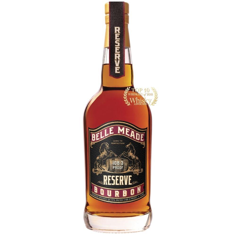 Belle Meade Reserve Bourbon Whiskey 108.3 750mL