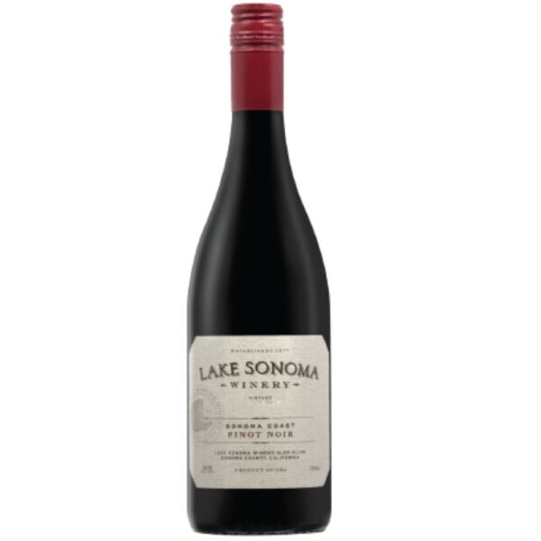 Lake Sonoma Winery Sonoma Coast Pinot Noir 750mL
