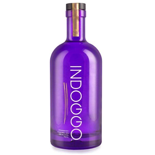 Indoggo Strawberry Flavored Gin By Snoop Dogg 750mL