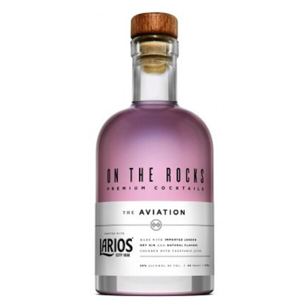 On The Rocks The Aviation Cocktail 200mL