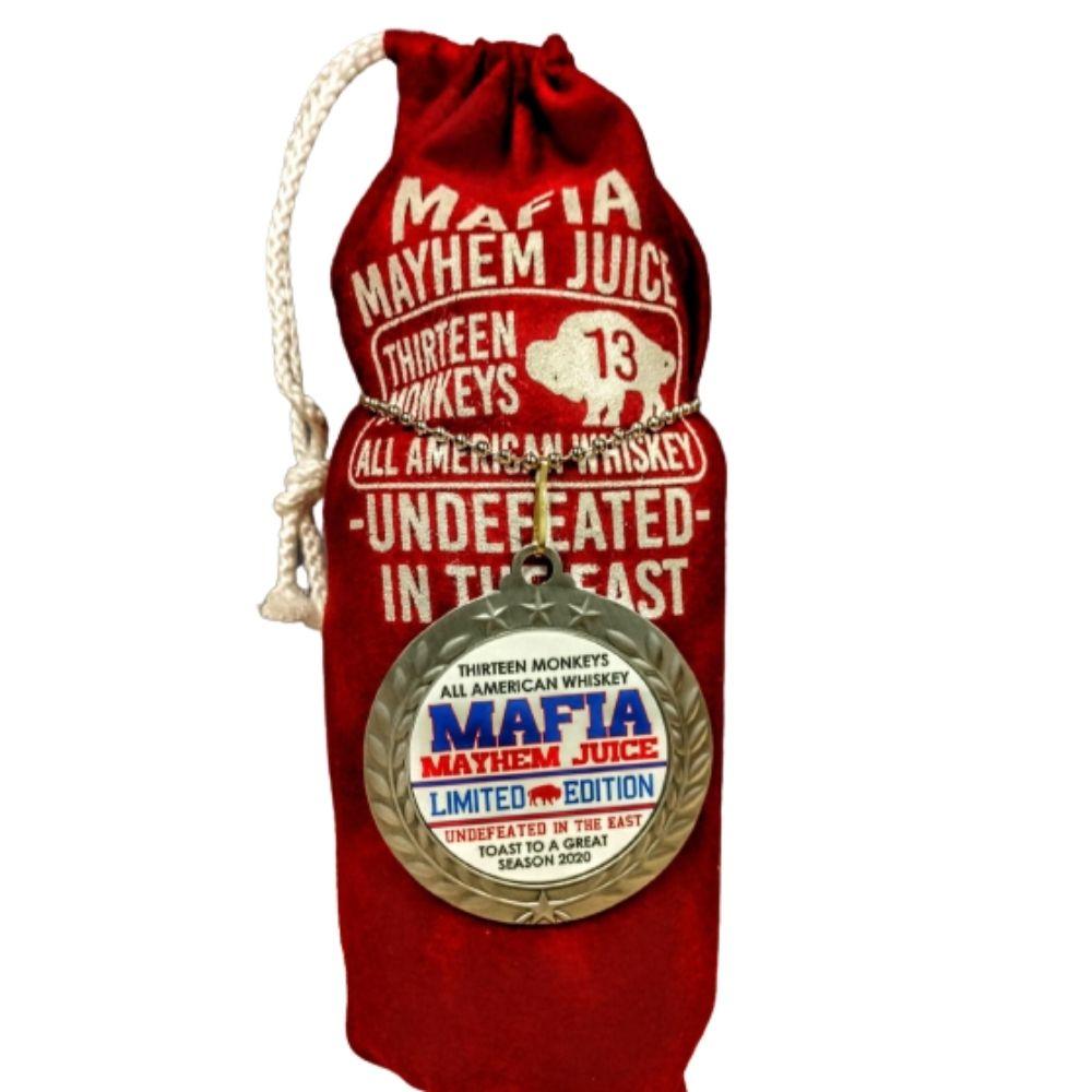 Thirteen Monkeys Mafia Mayhem Juice Limited Edition All American Whiskey 750mL