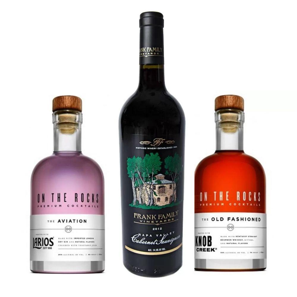 Valentine's Wine & Cocktail Kit Three
