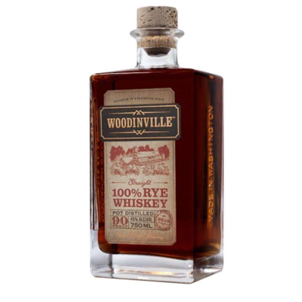 Woodinville Straight Rye Whiskey 750mL