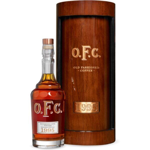 Buffalo Trace OFC 1995 25 Year Old Kentucky Straight Bourbon Whiskey 750mL