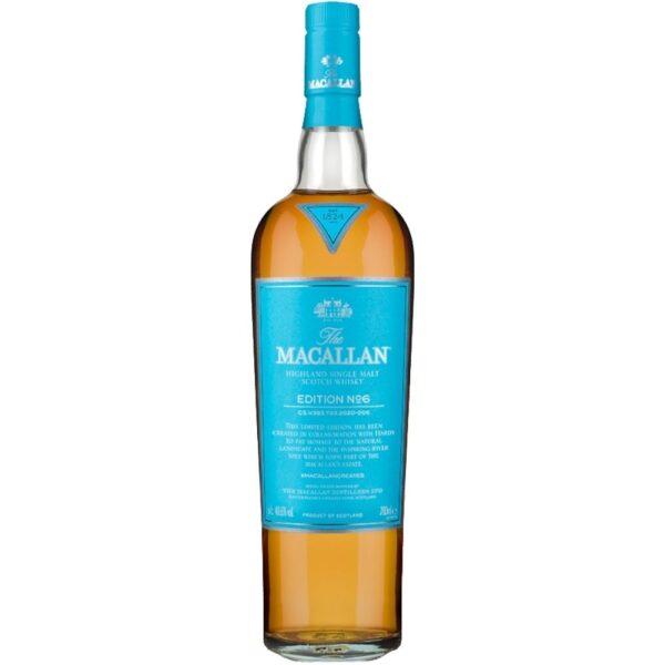 The Macallan Edition No 6 Scotch 750mL