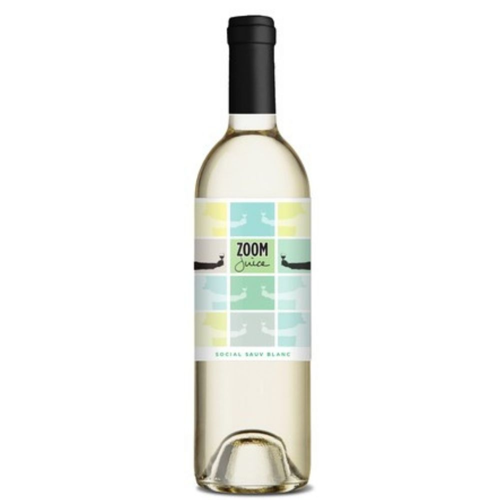 Zoom Juice Sauvignon Blanc 2018 750mL
