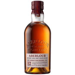 Aberlour Distillery 12 Year Old Single Malt Scotch Whisky 750mL