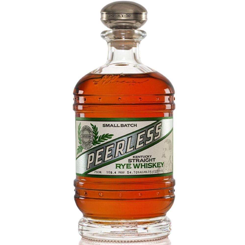 Peerless Single Barrel Store Pick Straight Rye Whiskey 750mL