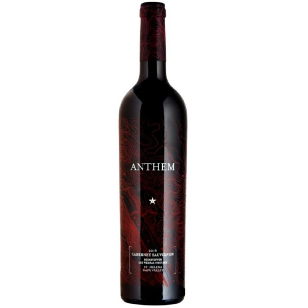 Anthem Beckstoffer Las Piedras Vineyard Cabernet Sauvignon 2016 750mL