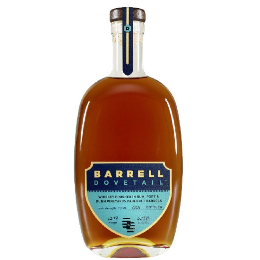 Barrel Craft Spirits Dovetail Whiskey 750mL